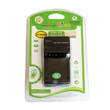 fb沣标 宾得du-dli109数码相机充电器 锂电充电器