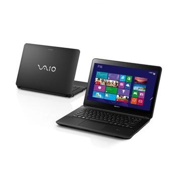 索尼笔记本SVF14217SC 新品上市 火热预售中(黑色)