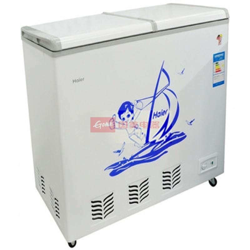 海尔(haier)bc/bd-220se 220升家用冷柜(江浙沪包邮价