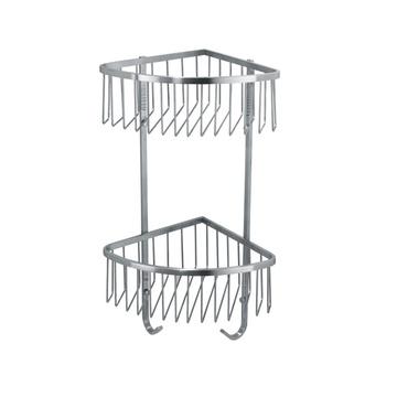 204不锈钢置物架网篮图片