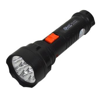 雅格yg-3771家用充电式led手电筒