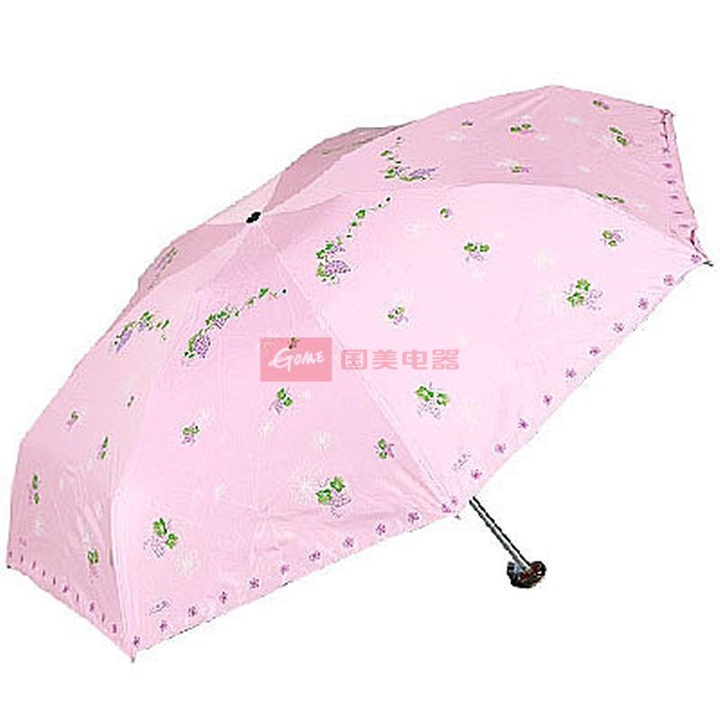 超轻巧迷你折叠(粉色)天堂雨伞雨具图片,国美的天堂雨伞雨具图片大全