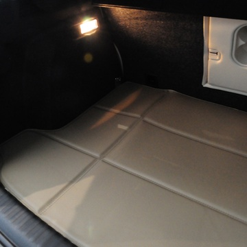 2013年大众途观后备箱垫 m 米色