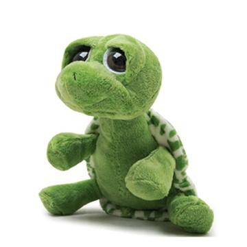 毛绒玩具女生中班3曾小贤大礼物乌龟同款大眼龟公仔公寓娃娃爱情(20)玩具眼睛优秀教案图片