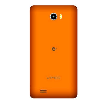 为美(vimoo)i8100移动td四核智能手机安卓系统高清全触控大屏(橙色)