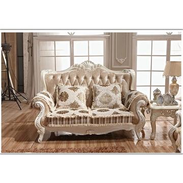 欧式沙发组合 客厅组合布艺现代简约韩式家具