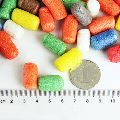 魔法玉米益智玩具儿童diy创意手工制作魔力米(---137粒魔力米)