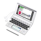 卡西欧(CASIO)E-E99LB英汉电子辞典(雪瓷白 标配)