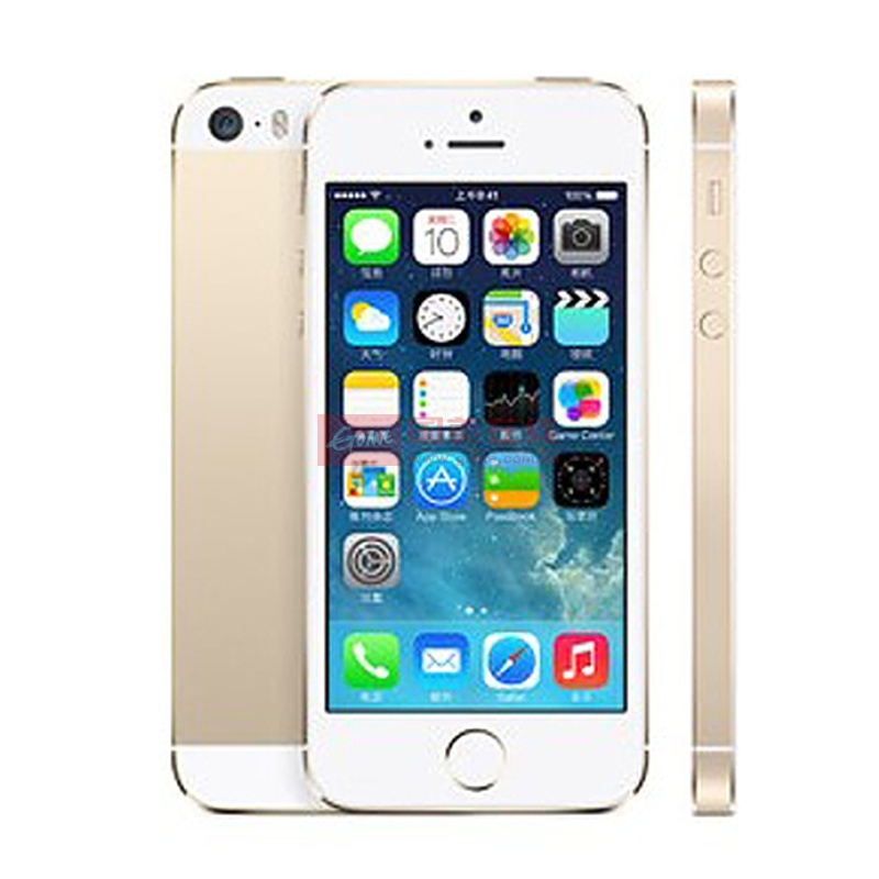 苹果(apple)iphone 5s 16g版 4g手机 td-lte(金色 二