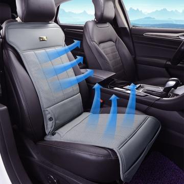 魅驹 汽车空调坐垫 通风坐垫 制冷坐垫通风座椅 夏季风扇冷风座垫