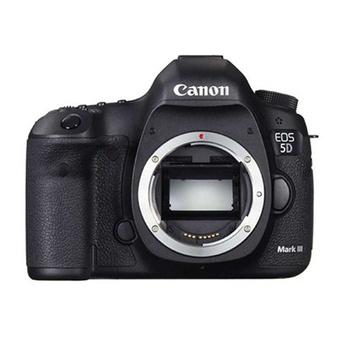 佳能(Canon)5D Mark III 全画幅数码单反相机(佳能5D III黑色 5D3套餐七)