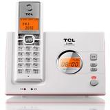 TCL HWDCD868(6)TS D20 2.4G数字无绳电话机(雅致白)