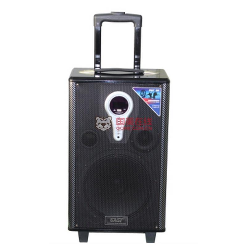 先科(sast)st-1507 10寸户外电瓶拉杆音箱