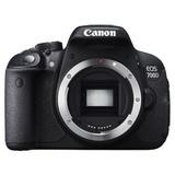 佳能(Canon)EOS 700D机身 佳能单反机身 黑色(标配)