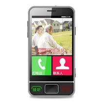 大显(Daxian) E189 触屏老人手机大字大声手写大屏老年机智能老人机(大显E189官方标配+4G卡 黑色)