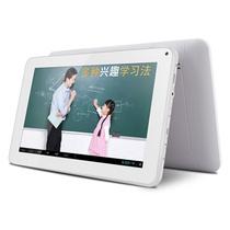 智慧城A6四核9英寸宽屏学生平板电脑点读视频智能学习机词典特价(黑色 标配8G)