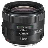 佳能(Canon)EF 35mm f/2 IS USM(官方标配)