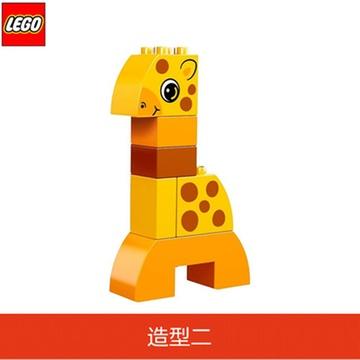 乐高lego益智拼装积木玩具德宝创意系列动物组l10573