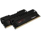 金士顿(Kingston)骇客神条 Beast系列 DDR3 2400 16G(8Gx2条)台式机内存(HX324C11
