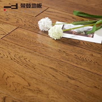荣登地板 实木地板 天然橡木
