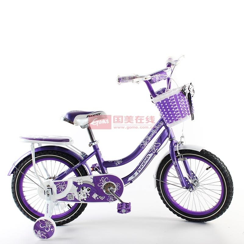 上海凤凰儿童自行车