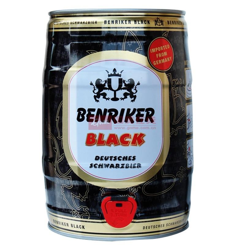 【德国汉森堡啤酒】德国进口黑啤酒 德国派汀格黑啤酒