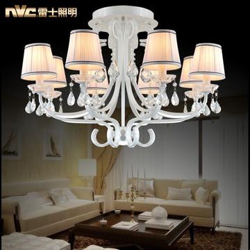 【雷士9001吸顶灯】雷士照明(nvc)欧式吸顶灯led客厅