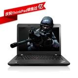 联想(ThinkPad)E450C(20EH0000CD) 0CD 14寸笔记本电脑I3-4005U 4G 500G独显(官方标配)