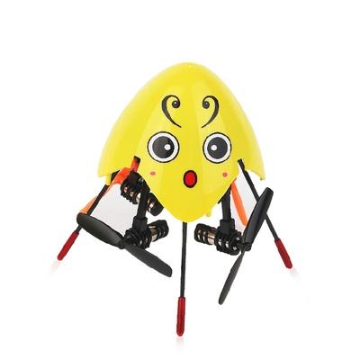 亿和源(yhyon)6057四轴飞行器儿童遥控玩具飞机 带3d翻滚 空中飞蛋