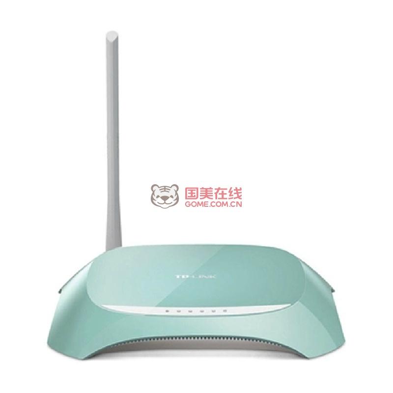 普联tp-link tl-wr742n 150m 无线路由器wifi 穿墙(标配1)