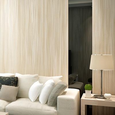睐可现代简约素色大气满铺墙纸 环保透气无纺布壁纸 高贵纯色背景(浅