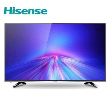 海信彩电led48ec520ua 48英寸 vidaa3 14核 炫彩4k智能电视(黑色)