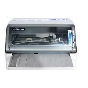 中盈nx-500k star nx500平推针式打印机发票税控 快递