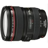 佳能(canon)EF 24-105mm f/4L IS USM 标准变焦镜头 拆机镜头(黑色 官方标配)