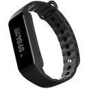 WeLoop唯乐now2智能手环 心率蓝牙计步器 苹果安卓触控屏运动手表(黑色)