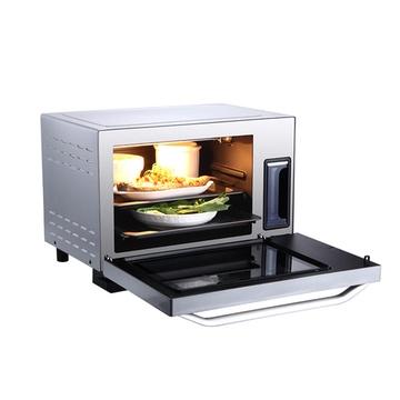 凯度(casdon)电蒸箱电蒸炉蒸烤箱一体机比微波炉健康实现烹饪 st28s