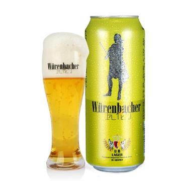 瓦伦丁拉格啤酒500ml/罐
