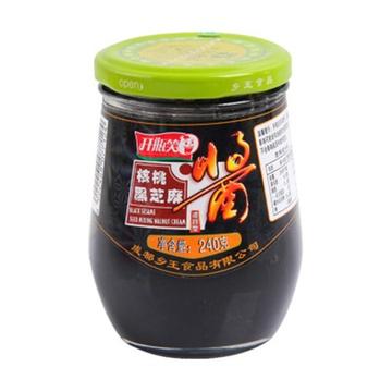 乡王核桃芝麻酱240g/瓶