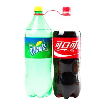 可乐 雪碧 2l*2瓶/组
