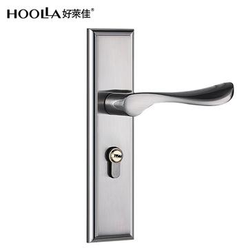 好莱佳门锁室内卧室房门锁卫生间门把手欧式木门锁三
