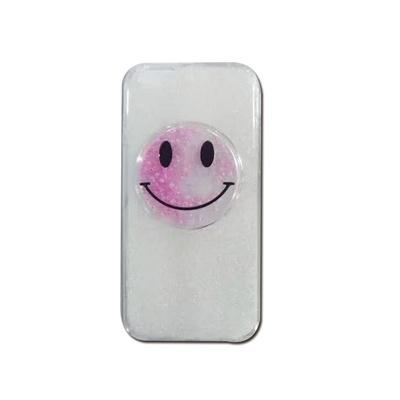 【亿和源iPhone6S手机壳4.7透明全包表情6plu萌芽熊苹果包图片