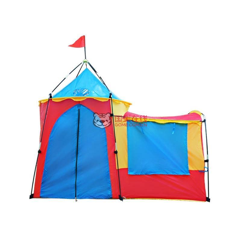 城堡儿童玩耍帐篷