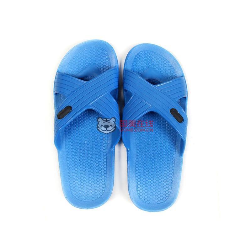 美尼皇浴室拖鞋(蓝色)(女款40码)