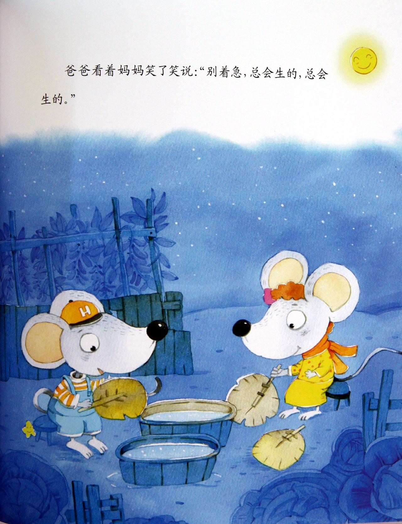 本书描写了一对小老鼠姐弟俩稀里和哗啦的可爱,可爱,可叹,可敬的