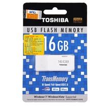 东芝(TOSHIBA)隼系列(THUHYBS-016G)U盘 16G(白色)