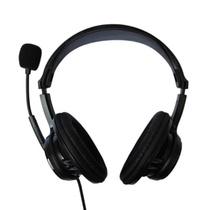 意高(ECHOTECH)CE-202 耳机 耳麦 头戴式耳麦(黑色)(音量线控装置,可手动调控音量,适合PC电脑或3.5mm接口的音乐和DVD播放器)