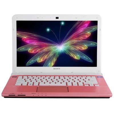 索尼(sony)sve14137ccp笔记本电脑(粉色)