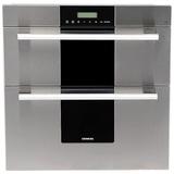 西门子(SIEMENS)HS244500W消毒柜(臭氧+紫外线 90L 嵌入式不锈钢)