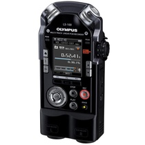 奥林巴斯(OLYMPUS)LS-100微型数码录音机