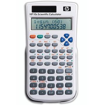 惠普(hp)10s 科学计算器(颜色随机)